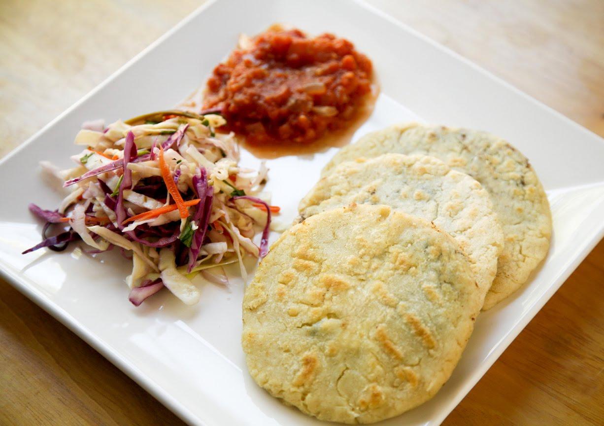 El Salvador Food Pupusa Recipe