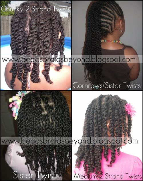 Brilliant The Importance Of Protective Styling Natural Hair Care Curly Nikki Short Hairstyles Gunalazisus