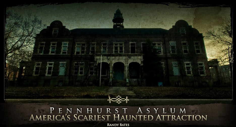 Johnny Thunder's Midnite Spook Frolic: Pennhurst Asylum ...