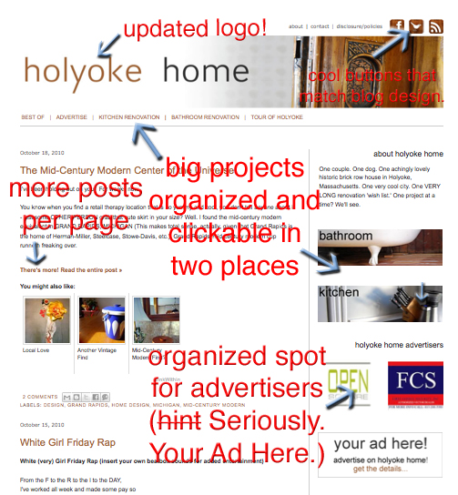 How Not To Market Your Blog | Holyoke Home