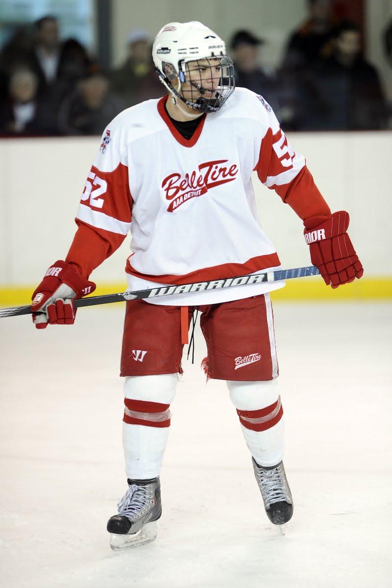 michigan junior hockey