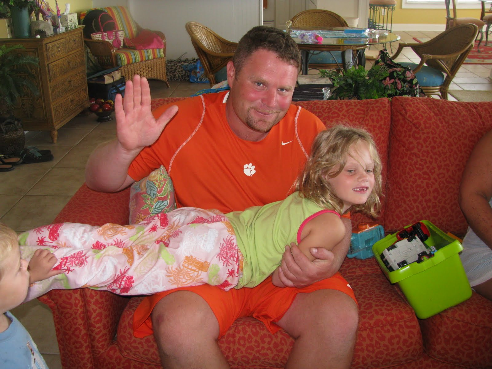 Family spank blog