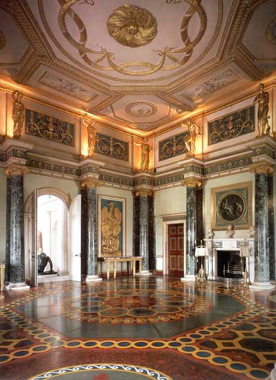 English Country House Drawing Rooms: Willowbrook Park: The Great Country Estates Of Britain