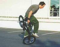 Flatland - BMX