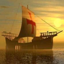 Barco templario