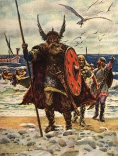 Llegada Vikingos a América