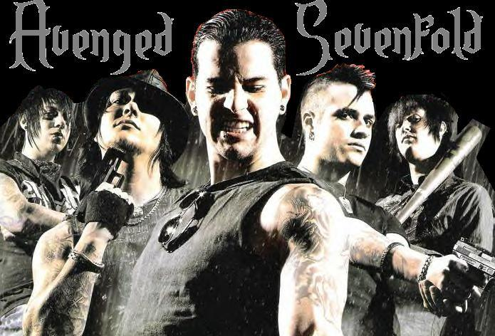 Profil Avenged Sevenfold Terbaru Info Lagi