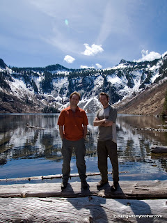big greider lake hikingwithmybrother