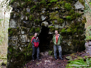 lime kiln hikingwithmybrother