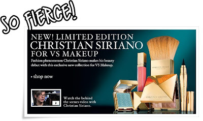 4c4bd5533a64 Christian Siriano Victoria's Secret Cosmetic Collection – Musings of ...