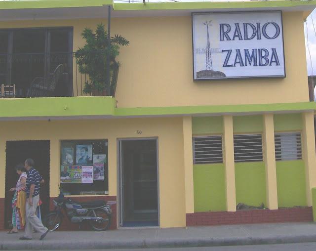 Resultado de imagen para fotos de radio zamba