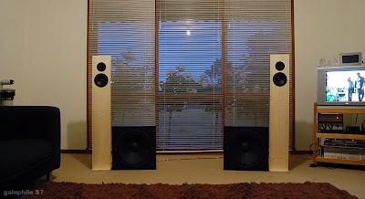 Gainphile: S7 Open Baffle Loudspeakers