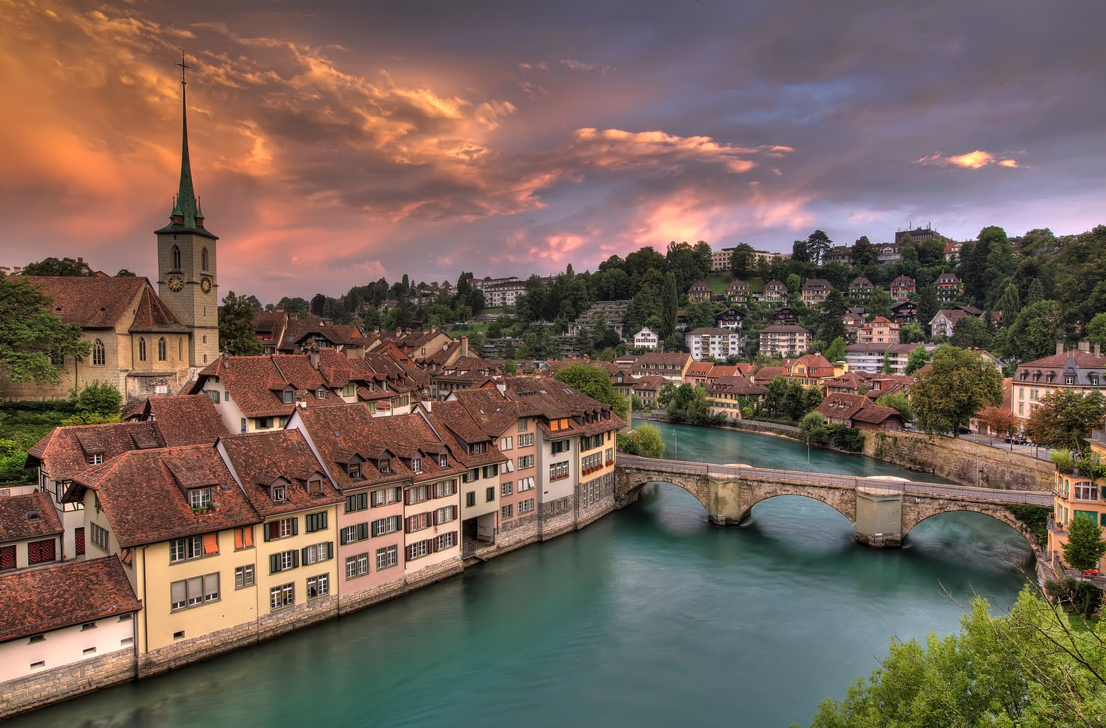World Tourism: Beautiful Pictures of Switzerland