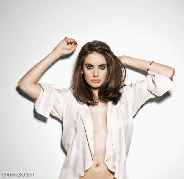 Alison brie tyler shields video shoot - 4 1