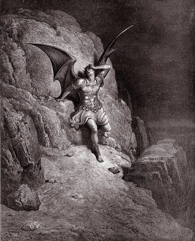 Lucifer Devil: The British Are Coming: Beginnings To 1800