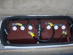 Rv 101 Education With Mark Polk Winter Rv Battery Storage Maintenance