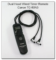 LT1031: Dual Head Wired Timer Remote TC-80N3