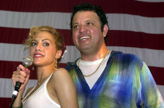 Brittany Murphy Paul Rodriguez USO