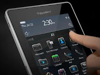 Blackpad - Blackberry Tablet