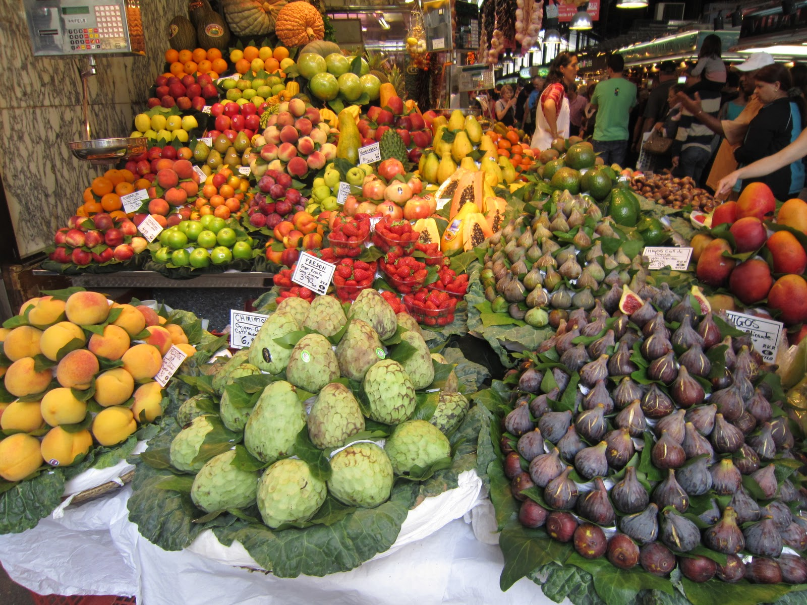 Best Food Markets To Visit In France