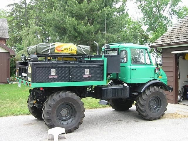 The Unimog Blog Unimog Ready For Offroad