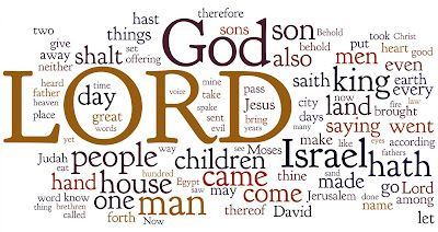 Life Colloquy Scriptural Word Clouds