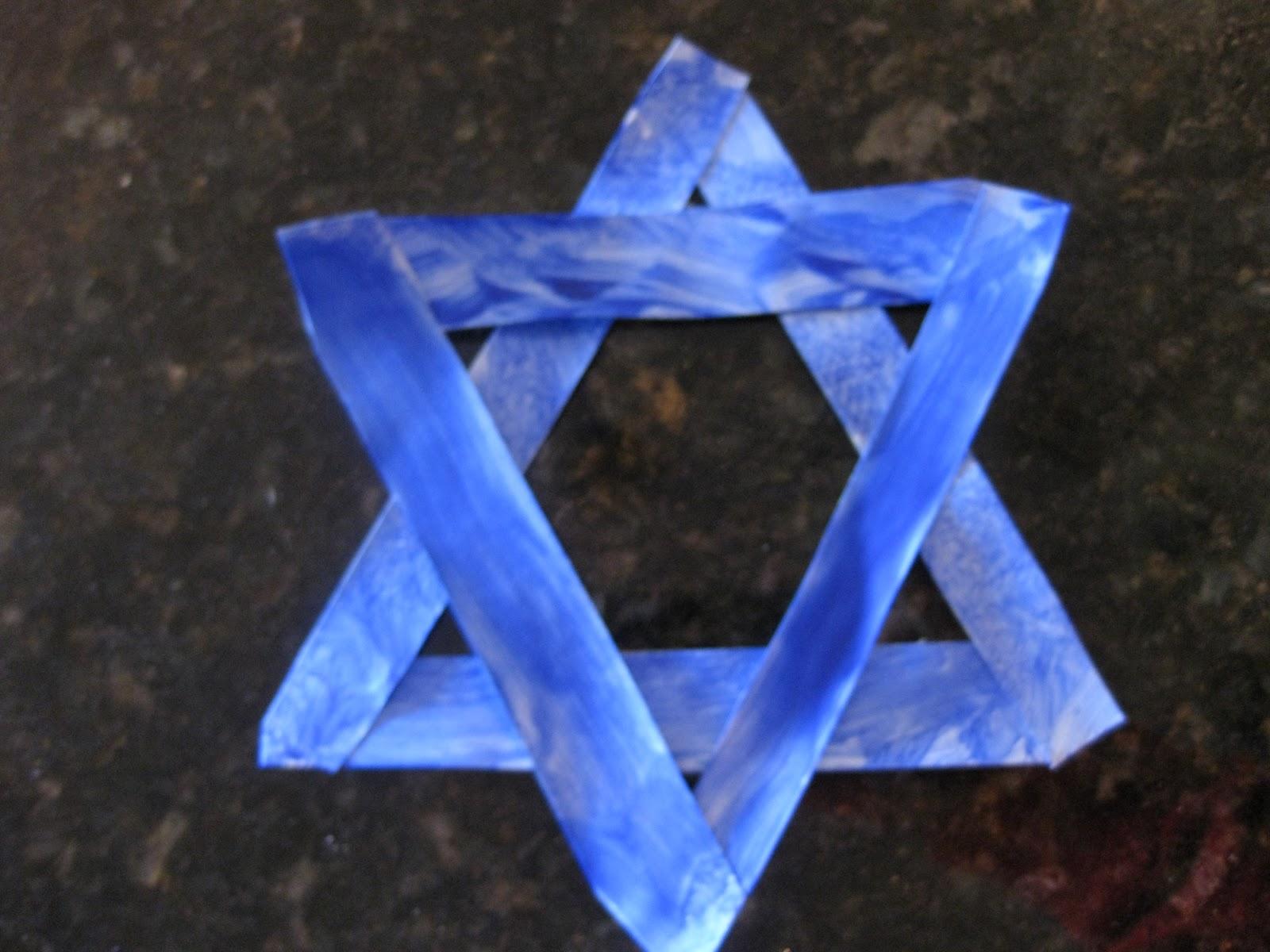 Easy Hanukkah Crafts