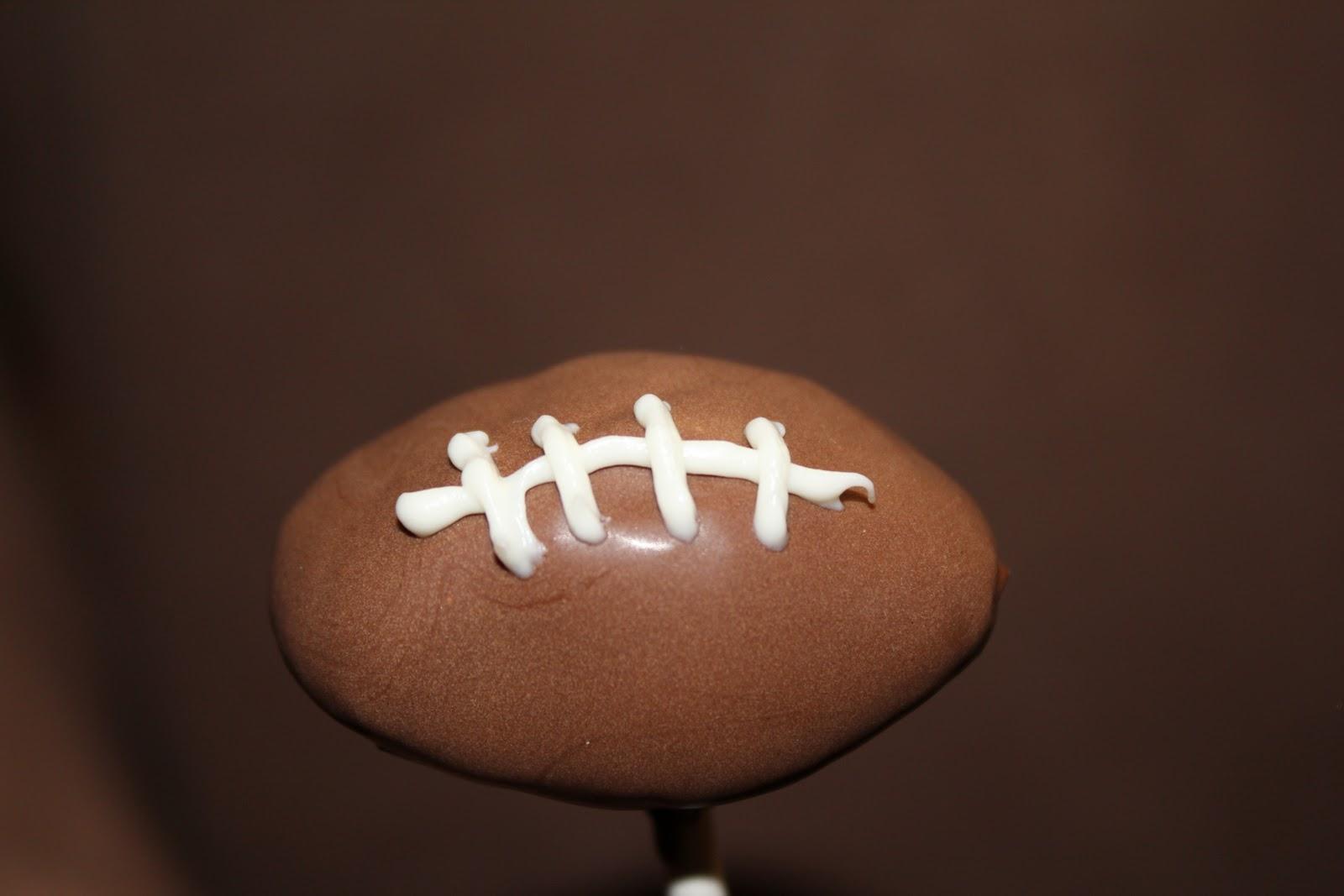 Football Shaped Cake Recipe