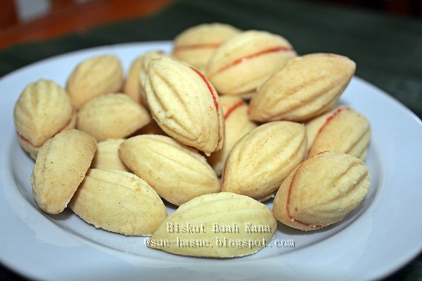 Resepi Biskut Buah Kana Azie Kitchen