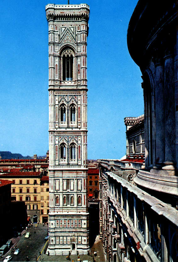 Bell Tower Project  Giotto U0026 39 S Campanile