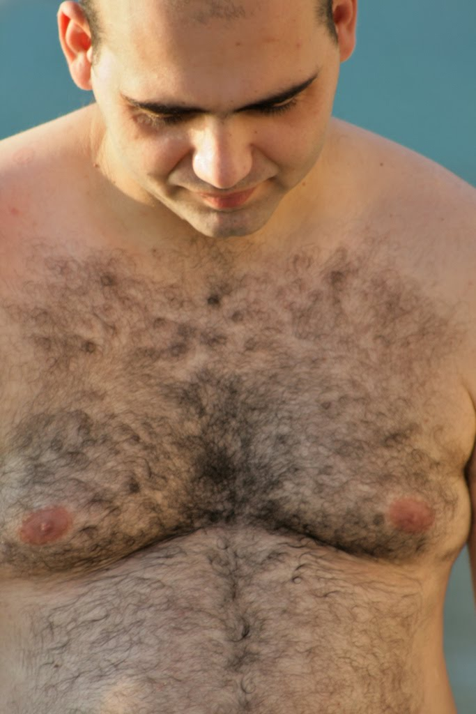 Have i want a hairy chest apologise, but