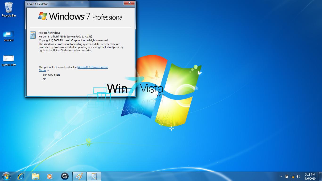windows seven sp1