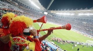 Fatwa UEA: Vuvuzela Haram!