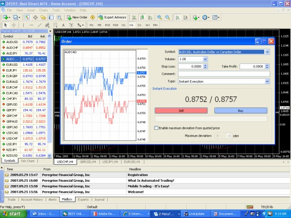 Forex physical delivery
