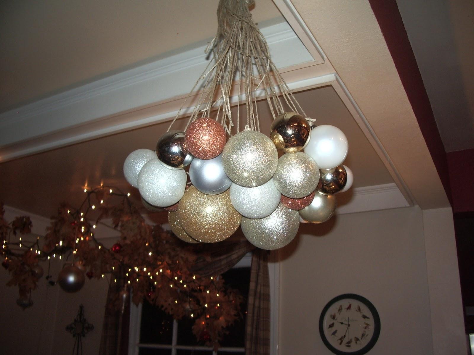 WobiSobi Ornament Chandelier