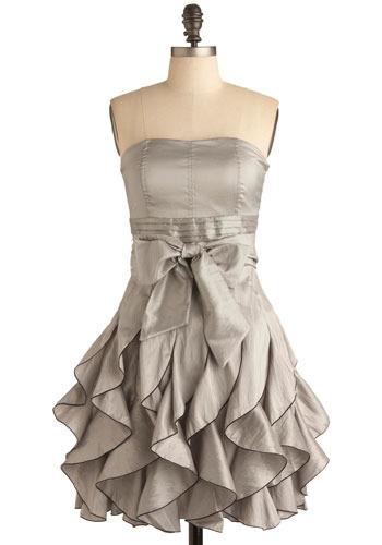 Platinum Dress Shoes