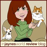 "Visit my ""Review & Giveaway"" page, too..."