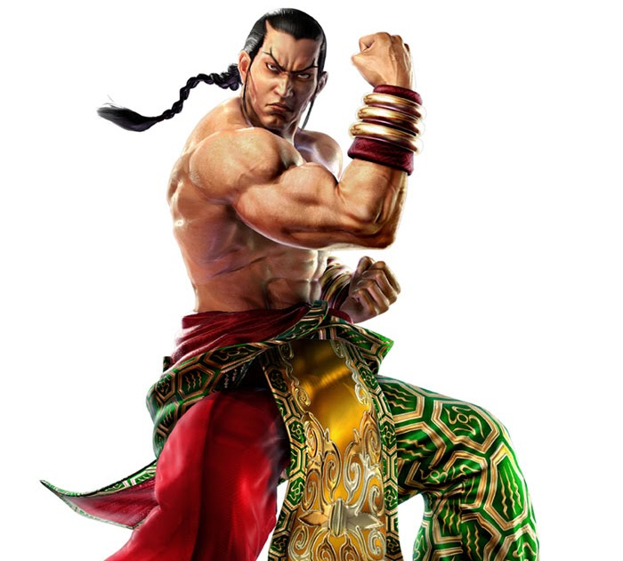 Shinkan Crossing Top 5 Toughest Tekken Characters