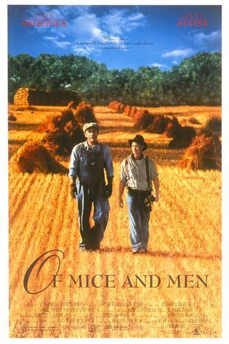 The dreams of george in of mice and men by john steinbeck