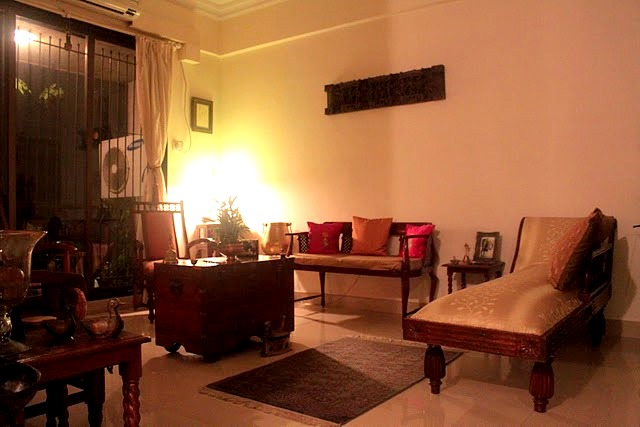 Stylkist Sanjukta  Subrat Sens Comely Indian Home