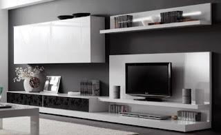 Muebledecor martin muebles de entretenimiento - Modelos de muebles de salon ...
