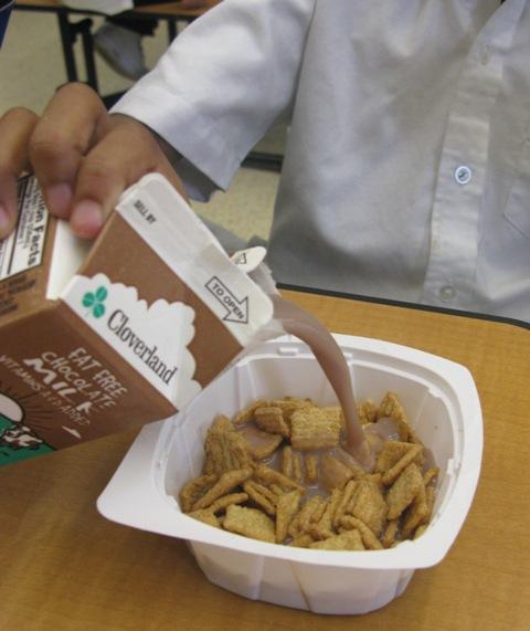 Better D.C. School Food: April 2010