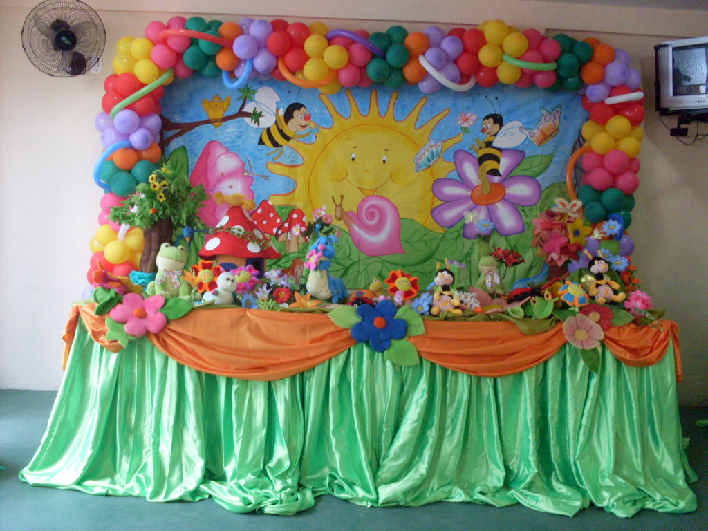 Infantil: Anne Artes E Festas