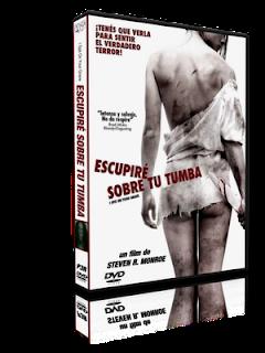 Escupire Sobre Tu Tumba DVDR NTSC Audio Latino