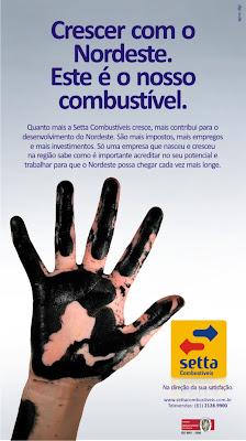 Portfólio Briza Mulatinho  Anúncios Setta Combustíveis f1f2fede4460c