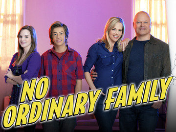No Ordinary Family - Serie TV in Streaming