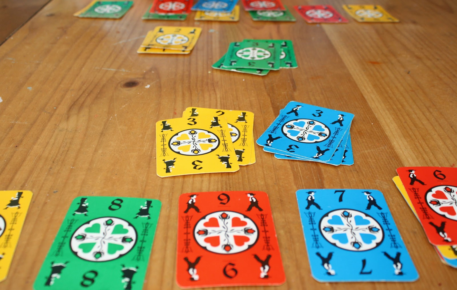 Once Upon A Family Dutch Blitz