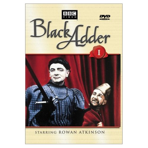 Gary Dobbs at the tainted archive: Blackadder the first