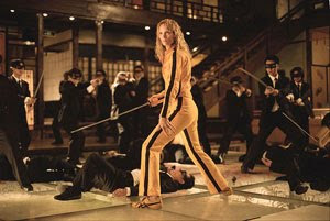 Uma Thurman en Kill Bill: Vol. 1