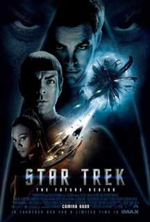 Cartel original de Star Trek (2009)